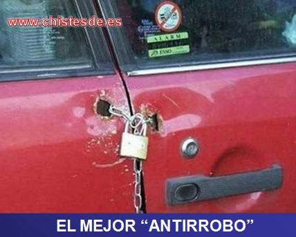 antirrobo