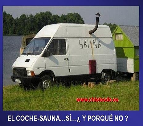 coche-sauna
