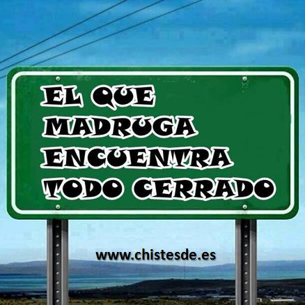 el_que_madruga