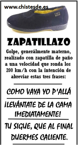 zapatillazo